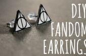 FANDOM DIY pendientes