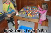 Herramientas de mano tabla de Lego