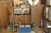 ScrapRap: impresora 3D $50 (producto Final)