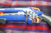 Soporte de munición Nerf Roughcut desmontable
