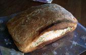 Cómo hacer impresionante pan de cerveza con levadura!