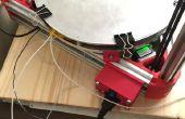 Impresora 3D Delta calienta cama - resistente