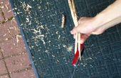 Cómo hacer palillos gratis de palos