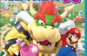 Mario Party Plan fiesta de cumpleaños 10