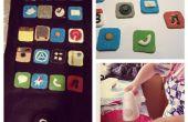 Pastel de IPhone