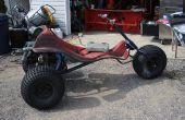 Haz tu (Mini) moto (triciclo) listo para la primavera