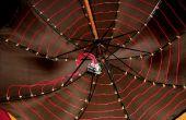 Paraguas LED con Arduino