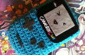 Amigurumi Gameboy Color