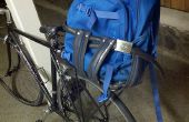 Cinturón hebilla neumático cesta de bicicleta