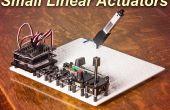 Controlar un actuador pequeño con Arduino