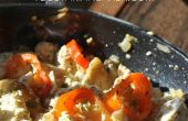 Cómo hacer revuelto de Tofu vegano | Receta de desayuno fácil