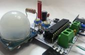 Hacer tu propio Custom electrónica Widgets, como mi Widget de Arduino LED día/noche.