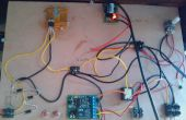 Cargador solar con día noche interruptor v2