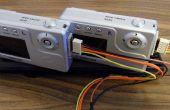 Una estéreo-cámara de 5 megapíxeles para fotos y películas!