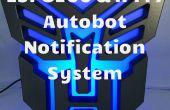 ESP8266 y sistema de notificación de IFTTT Autobot