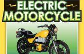 Construir tu propia moto eléctrica