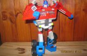 Transformers LEGO / optimus prime