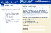 Instalar Visual Studio .NET 2002 en Windows de 64 bits
