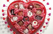 Caja de Chocolates corona