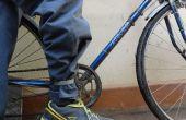 Clips pantalón ciclismo
