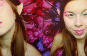 Maquillaje de hadas elfos