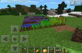 Cómo granja en Minecraft