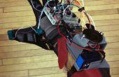 Aumentada la Hyper-realidad guante