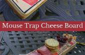 Bandeja de queso de trampa del ratón