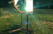 Soporte del espejo solar!!!!!!