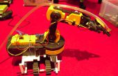 Impresora 3D robótica
