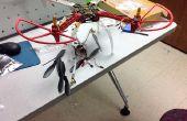 Reconstrucción de Quad Copter - un proyecto de clase
