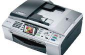 Hackear una impresora Brother 440CN multifunción
