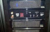 Sonido Blaster X-Fi I/O Drive (panel frontal) fijar