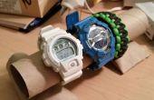 Rack de pulsera de reloj simple