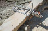 Construcción de molino de la motosierra, uso y consejos trucos números