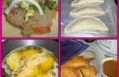 Calzone de fritos (estilo indonesio)