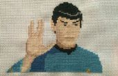 Star Trek punto de Cruz: Spock