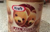 Cómo mezclar la mantequilla de maní natural