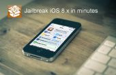 ¿Cómo jailbreak iPhone en iOS 8.x en minutos con TaiG?