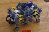 4 rueda volante - KVG coche