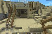 Cómo hacer un refugio en Minecraft