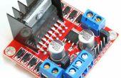 Cómo utilizar el módulo de Driver Motor L298 - Arduino Tutorial
