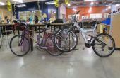 Remolque bicicletas - hice en TechShop!