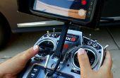 Campana para el FPV la pantalla / teléfono / Tablet / GPS