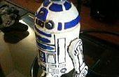 Hacer una cachimba de Starwars de R2D2! o cookie jar etc