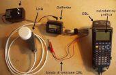 Construcción propia de radiómetro con componentes de bajo costo y fácil disponibilidad de microondas