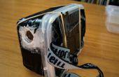 Barrido de cámara (también conocido como cámara montada cabeza)