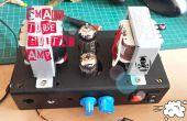 Amplificador de guitarra de pequeño tubo