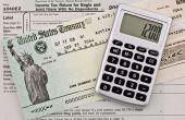 Cómo preparar la declaración de impuestos 1040 EZ como estudiante