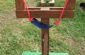 Enojado aves juego de tamaño la vida